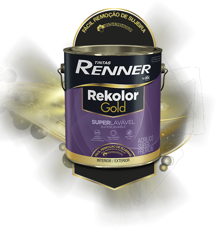 Rekolor Gold Super Lavabilidade