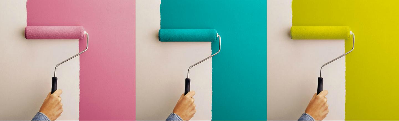 Suas paredes parecem iguais, mas não são. Entenda suas necessidades e tenha a casa sempre linda