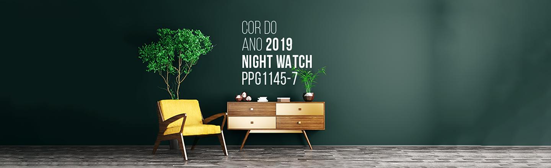 Conheça a Night Watch: a Cor do Ano 2019