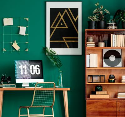 As cores e sua produtividade no trabalho