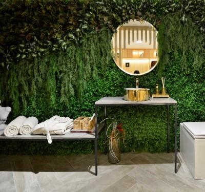 Jardim Vertical : Tendência em Ambientes Internos