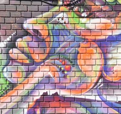 Alameda Pop Art: Um olhar para o mundo