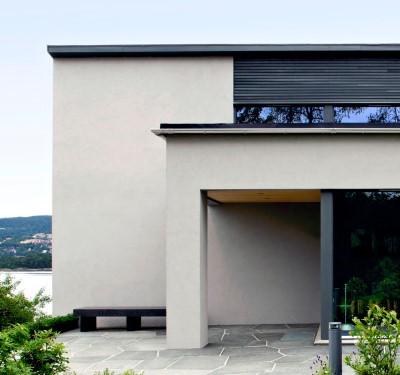 Renovação e proteção para pintar e embelezar áreas externas