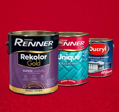Entenda a nova forma de especificação de rendimento nas embalagens da Tintas Renner